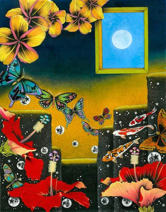 Butterfly Dream I (In Memory Of Darla)