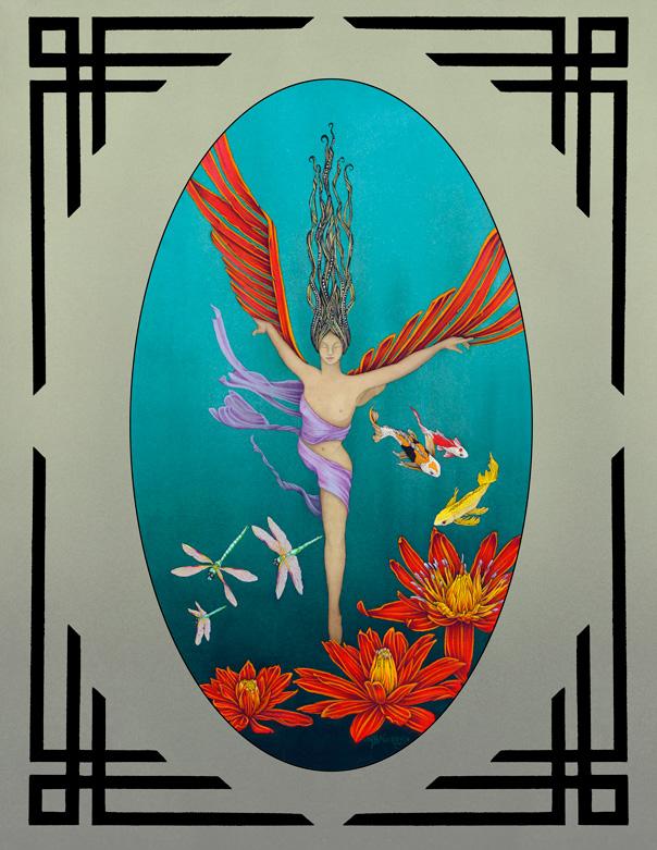 Willow Norris CREATION DEVA