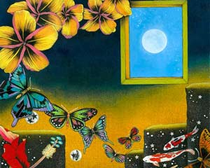 Butterfly Dream I (In Memory Of Darla)