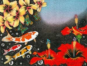 Butterfly Dream II (the Shape Of Space)
