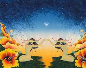Mirror-Mirror (Dawn Blessing)